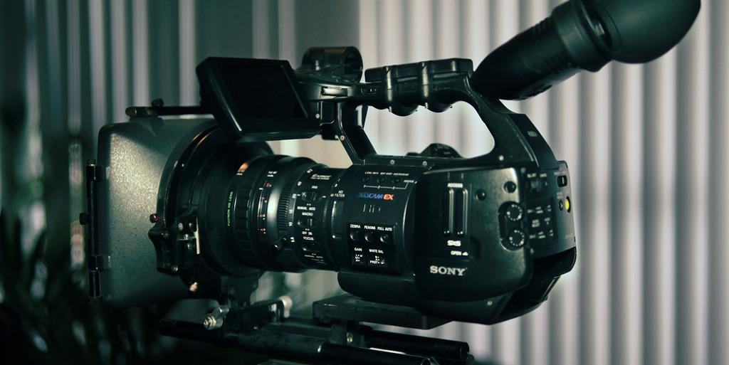 Sony Ex1 Broadcast